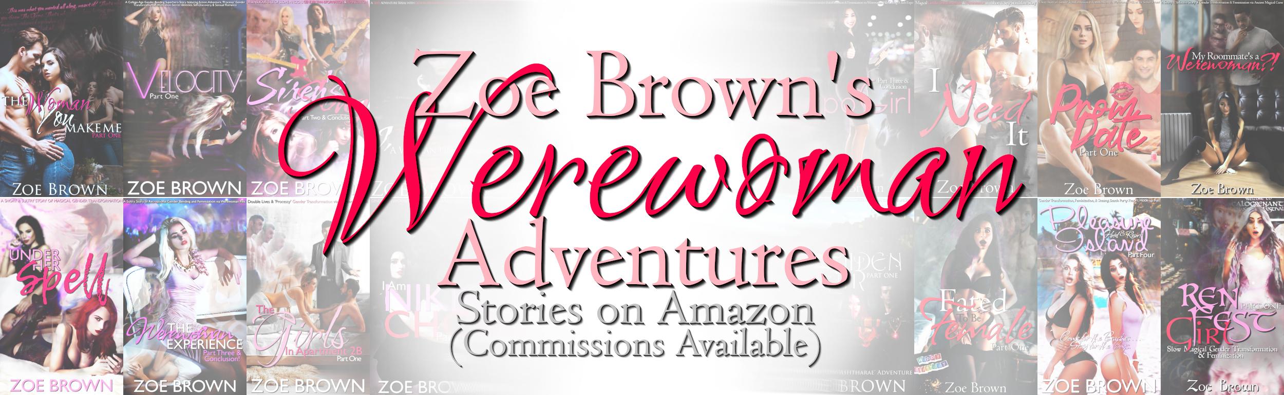 ZOE BROWN